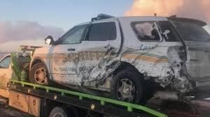 100 Simi Truck A FedEx Truck Driver Was Cited After Hitting A Western Iowa Deputy