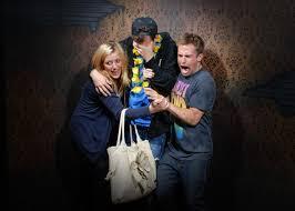 Haunted Hayride 2014 Ontario by Niagara Falls Canada Attraction Nightmares Fear Factory