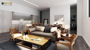 100 Interior Design For Residential House ArtStation Several 3D Ers For A Modern Living
