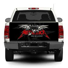 Product: Metallica Trash Metal Rock Tailgate Decal Sticker Wrap Pick ... Gmc Sierra Sierra Rally Rally Edition Hood Tailgate Vinyl Graphic Dodge Ram 4x4 Tailgate Lettering Decal F150 Silver Lower Panel Accent 1517 52019 Toyota Tacoma Tailgate Letters Rear Bed Lettering Trd Large Skull Stripes Full Color Side Discontinued Factory Decals Stripe Kits Logos Firefighter First In Truck Wrap Etsy 2018 Models Pretty Rage Power Wagon Rage Digital Style Striping Chevrolet Product Chevrolet Truck 2016 Stamped Sticker