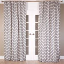 Sweet Jojo Chevron Curtains by Buy Chevron Curtain Panels From Bed Bath U0026 Beyond