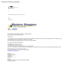 Correspondencedeskwestern Unioncom by Lse It News U2013 Recent Scam Emails Becoming A Mystery Shopper Or