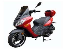 2016 Roketa 150cc MC 46J 150 4 Stroke Air Cooled Moped Scooter In Frankfort