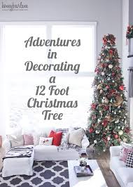 best 25 12 foot christmas tree ideas on pinterest 12 ft