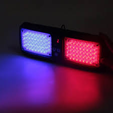 Blue Red 86 LED Car Truck Visor Strobe Flash Lighting Emergency ... Fire Truck With Flashing Emergency Lights At Dusk Stock Image Strobe Umbrella Light Beautiful Vehicle Warning On The Street Megatech Public Safety Equipment Wolo Emergency Warning Light Bars Halogen Strobe Led Avian Eye Linear 3 Watt Bar 63 In Tow Car Dashboard Uerstanding What They Mean How To 9 Led Amber Yellow Pages Fact Sheet New Colored Combinations On Snow Removal Know Your Jeep Chrysler Dodge Ram Outfitting Pride Group Llc And Siren Video Of Hose