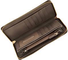 lodis italian leather zip around rfid wallet page 1 u2014 qvc com