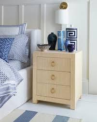 Kullen Dresser 3 Drawer by Blake Raffia Nightstandblake Raffia Nightstand 22
