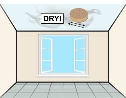 Can You Dry Scrape Popcorn Ceiling by How To Clean Smoke Off Of A Ceiling 14 Steps With Pictures
