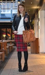 The Winter Pencil Skirt