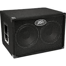 Fender 2x10 Guitar Cabinet by Peavey Headliner 210 2x10 Bass Speaker Cabinet Musician U0027s Friend