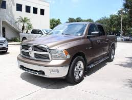 Used 2009 DODGE RAM PICKUP Truck For Sale In WEST PALM, FL | 96842 ...