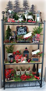 Rustic Christmas Bathroom Sets by Best 25 Christmas Entryway Ideas On Pinterest Christmas Decor