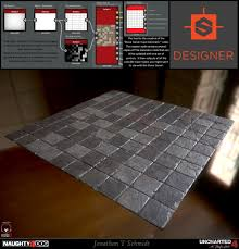 Schmidt Custom Floors Jobs by Artstation Uncharted 4 Substance Jonathan T Schmidt U0026 Jose Vega