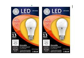 ge led light bulb only 0 97 at walmart mexicouponers