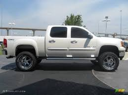 Lifted White Chevrolet Silverado Truck | Truck Porn | Pinterest 2018chevysilverado1500summwhite_o Holiday Automotive 2014 Chevrolet Silverado And Gmc Sierra Trucks Get Updated With More Used Lifted 1500 Ltz Z71 4x4 Truck For Sale New For 2015 Jd Power Cars Chevy Dealer Keeping The Classic Pickup Look Alive With This Rainforest Green Metallic Lt Crew Cab Chevroletoffsnruggedluxurytruck2014allnewsilveradohigh Black Truck Red Grille 42018 Mods Gm Tailgate Jam Session Colors Awesome High Desert Concept One Tuscany Unveils New Topoftheline Country