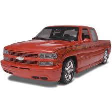 Shop Revell 1:25 Scale 1999 Chevy Silverado Plastic Model Kit - Free ... Italeri American Supliner 3820 124 New Plastic Truck Model Kit Ford F350 From Meng Model Kit Scale Cars Cheap Peterbilt Kits Find Bedford Tk Cab Milford Models L1500s Lf 8 German Light Fire Icm Holding Mack Dm600 Tractor 125 Mpc 859 Shore Line Dodge Truck Kits Dodge Pickup Factory Sealed Revell 07411 Intertional Prostar Amt Usa Scale Fruehauf Flatbed Trailer Zombie Tales The Apocalypse Scene 1 By Colpars Hobbytown Oil Field Trucks Inscale Pinterest