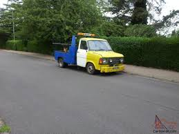 100 Price My Truck 2 For The Price Of 1 Classic Mk2 Transit Speclift Recovery Vehicles