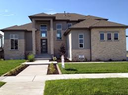 nwhba parade of homes more modern prarie take on traditional with