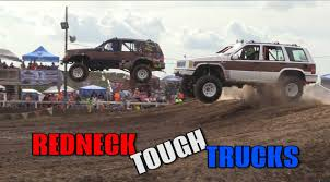 100 Tough Trucks REDNECK TOUGH TRUCK RACING NORTH Vs SOUTH 2018 Speed Society