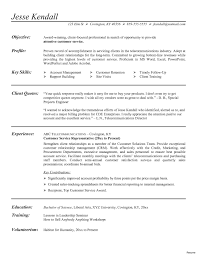 Sample Resumes Customer Service Call Center Agent Resume Best Samples