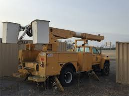 Bucket Truck For Auction | Municibid