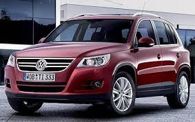 Used 2009 Volkswagen Tiguan for sale Pricing & Features