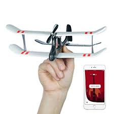 Amazon TobyRich Moskito Smartphone App Controlled Airplane