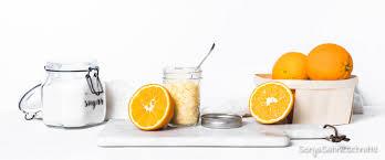 orangen zucker