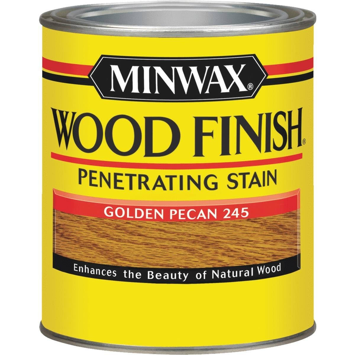 Minwax Wood Finish 1-Quart Golden Pecan Oil Wood Stain