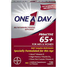 One A Day Proactive 65+, Men & Women's Multivitamin Supplement Including  Vitamins A, C, B6, B12, Calcium And Vitamin D, 150 Ct. Discount Supplements Coupon Code A1 Supplements Coupons And Promo Codes Culture Kings Free Shipping Evil Sports Discount Childrens Deals Coupon 10 Valid Today Updated Coupons Cafe Testarossa Syosset Ny Gnc Tri City Vet German Deli Philips Sonicare Melting Pot Special Offers 9 Of The Best Supplement Affiliate Programs 2019 Make That