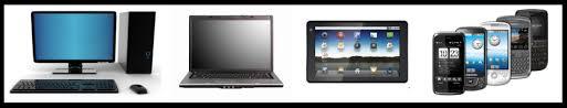 Desktop Laptop Tablet or Smartphone College Readiness LOOC