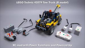 LEGO Technic 42079 Tow Truck (B Model) RC Mod With Building ... Rc Tow Truck Snow Plow Deep Models Pinterest Trucks Jual Mainan Truk Excavator Remote Control M122140 Di Lapak Omah Wireless Winch Switch Lift Gate Hydraulic Pump Dump Hui Na Toys 1572 114 24ghz 15ch Cstruction Crane Features Lego R Technic 6x6 All Terrain 42070 Dan Harga Hot Sale Mobil Rc Wpl Helong Military Skala 116 4wd 24 Moc Flatbed Lego And Model Team Eurobricks Forums Toys Max Pemadam Kebakaran Daftar Navy Lanmodo Car Tent 48m Auto Without Stand Dan 124 24g 8ch Controlled Chargeable Eeering