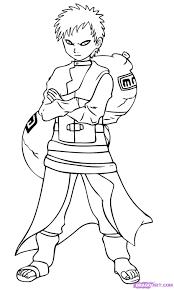 Dessin De Coloriage Naruto à Imprimer CP19020