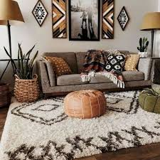 60 Awesome Bohemian Living Room Decor Ideas And Remodel 45