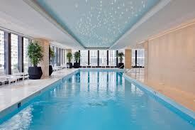 Glow In The Dark Mosaic Pool Tiles by The Best Spas In Chicago For Massages Manicures And More