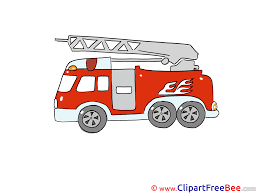 100 Fire Truck Clipart 28 Printable Free Clip Art Stock Illustrations