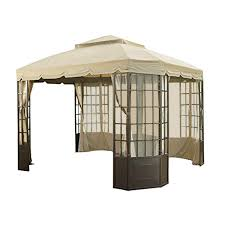 Sears Patio Furniture Monterey by Amazon Com Garden Winds Replacement Canopy For Sears Bay Window