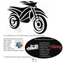 Motorbike Bike Machine Embroidery Pattern,embroidery Design, Filled ... Blaze Truck Cartoon Monster Applique Design Fire Blaze And The Monster Machines More Details Embroidery Designs Pinterest Easter Sofontsy Monogramming Studio By Atlantic Embroidery Worksappliqu Grave Amazoncom 4wd Off Road Car Model Diecast Kid Baby 10 Set Trucks Machine Full Boy Instant Download 34 Etsy