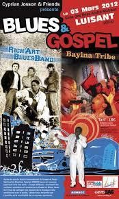 concert blues gospel cyprian josson show luisant 28 luisant