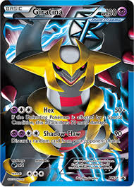 giratina ex xy ancient origins tcg card database pokemon com