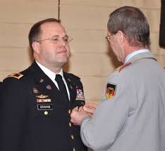 Germanys Most Decorated Soldier Ever by United States European Command