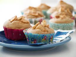 apfel muffins glutenfrei mit maismehl kartoffelmehl und reismehl