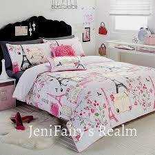Paris Bedroom For Teens