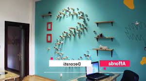Creative Ways Decorate Your Bedroom Walls Youtube Throughout How Room To Design Cool