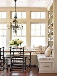 Multipurpose Breakfast Nook With The Built In Storage