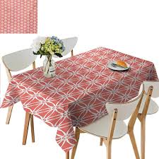 Amazon.com: Coral Decor Tablecloth,Simplistic Linear Sunflower Tied ... Us 125 28 Offsunnyrain 1 Piece Cotton White Crochet Table Cloth Christmas Tablecloth For Ding Rectangle Crocheted Coffee Coverin Free Runner Or Pattern And Small Things Diy Ontrend Chair Socks 26 Creative Rug Patterns Allfreecrochetcom 62 The Funky Stitch Back Covers By Cara Medus Diagram Ja001 Annies Attic 1992 Crochet Romantic Ding Room Vol Ii Ebay Chair Cover Pattern Seat Sacks Pockets Ding China Lace Vintage Large Floral Cover Wedding