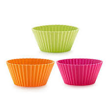 Lekue Individual Silicone Muffin Cups Set Of 6