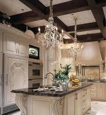 fresh chandelier kitchen island gl kitchen design