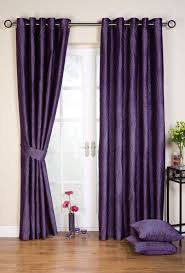 curtains purple decorate the house with beautiful curtains