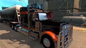 American Truck Simulator Tribute To Darrell Ward (Ice Road Truckers ...